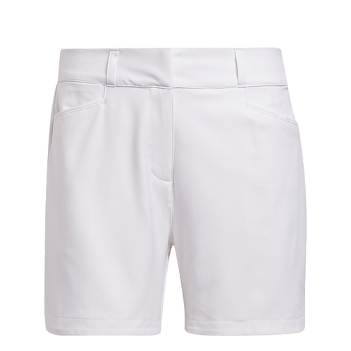 SOLID 5 INCH SHORT WHT