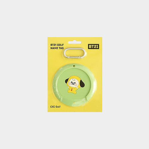 BT21 BABY_Golf Name Tag_CHIMMY