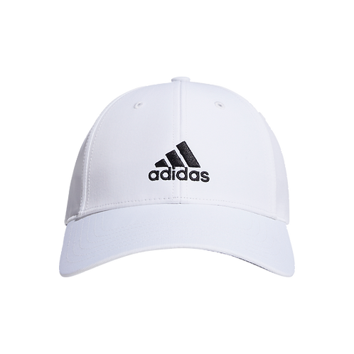 Youth Performance Branded Hat WHT (JR)