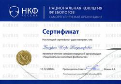 Членство в НКФ