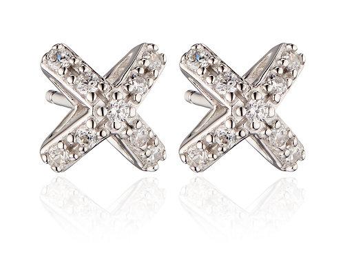Fiorelli Silver Earrings