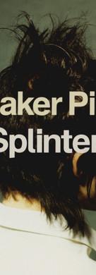 Sneaker Pimps Splinter Art