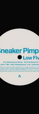Sneaker Pimps Low Five 12'' Single 2 Art