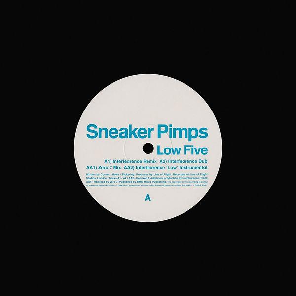 Sneaker Pimps Low Five 12'' Single