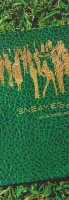 Sneaker Pimps Six Underground 12'' Single Art