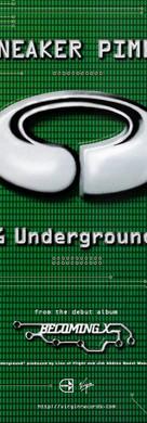 Six Underground Poster