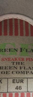 Sneaker Pimps Bloodsport Dunlop Green Flash