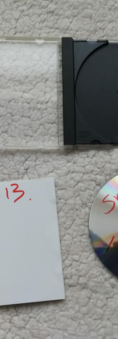 Sneaker Pimps Sneaker 13 Demos CDr
