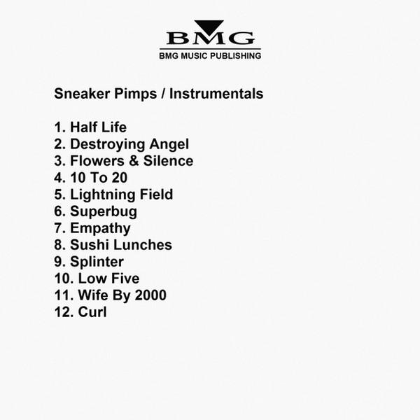 Sneaker Pimps Splinter Instrumentals