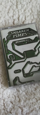 Sneaker Pimps Becoming X US Cassette