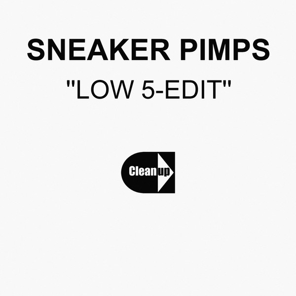 Sneaker Pimps Low Five CD