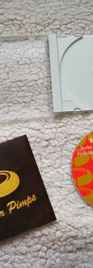 Sneaker Pimps Tesko Suicide US Promo CD Single