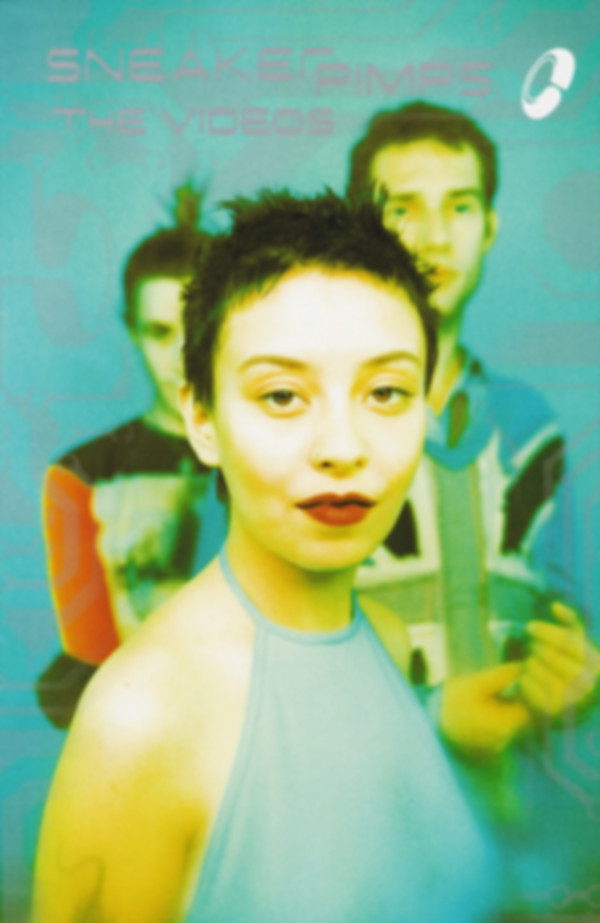 Sneaker Pimps The Videos artwork