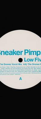 Sneaker Pimps Low Five 12'' Single 1 Art