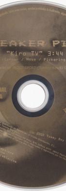 Sneaker Pimps Kiro TV CD Single Art