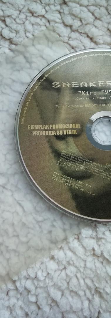 Sneaker Pimps Kiro TV Promo CD Single
