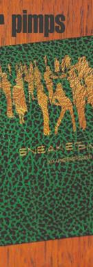 Sneaker Pimps Six Underground French CD Single Art