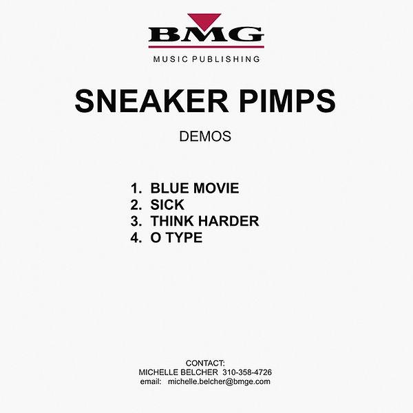 Sneaker Pimps Bloodsport Demos Volume 1.