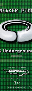 Six Underground Magazine Advert
