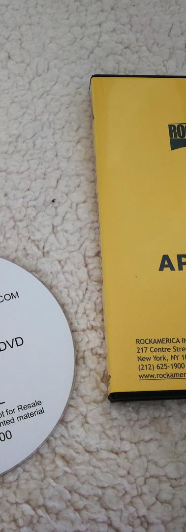 Sneaker Pimps Rockamerica DVD