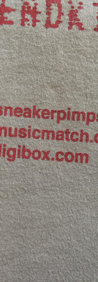 Sneaker Pimps Bloodsport Shirt