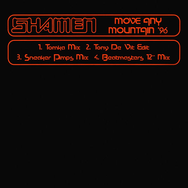 Move Any Moutain Sneaker Pimps Remix