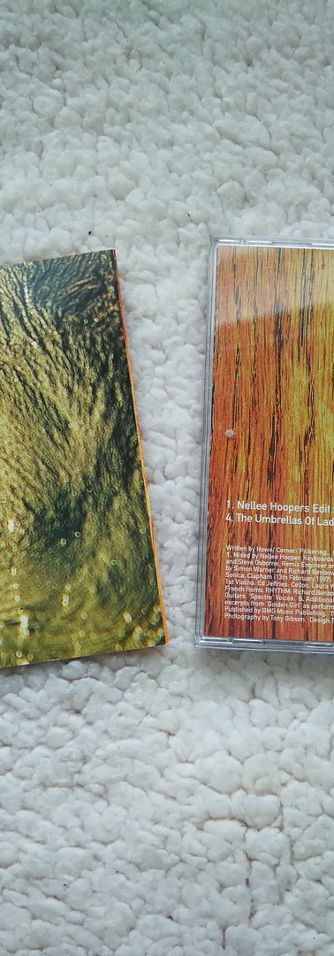 Sneaker Pimps Six Underground UK CD Single