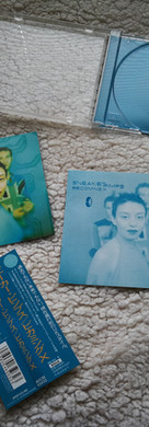 Sneaker Pimps Becoming X 1997 Japanese CD