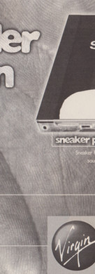 Sneaker Pimps Splinter Advert