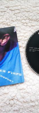 Sneaker Pimps Bloodsport 5 Track Album Sampler CD