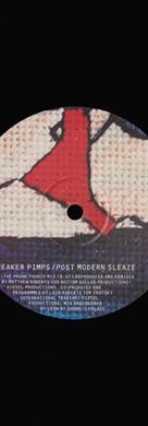 Sneaker Pimps Post-Modern Sleaze 12'' Single 1 Art