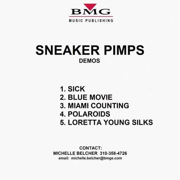 Sneaker Pimps Bloodsport Demos Volume 2