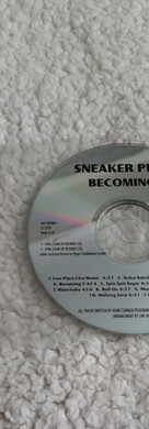 Sneaker Pimps Becoming X Preview CD