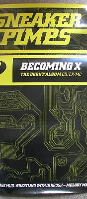 Becoming X Poster