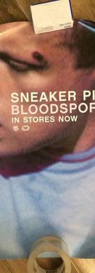 Sneaker Pimps Bloodsport Poster