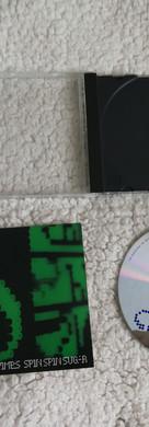 Sneaker Pimps Spin Spin Sugar US Promo CD Single