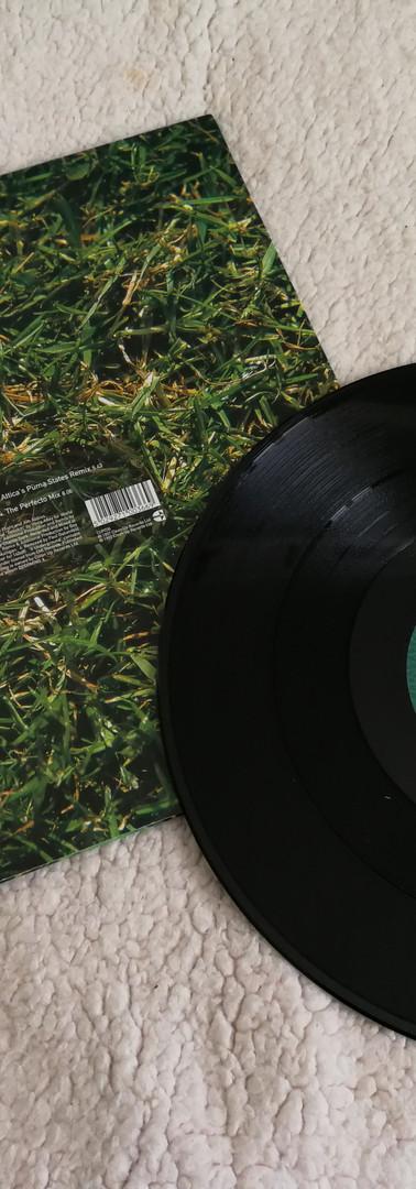 Sneaker Pimps Six Underground UK 12'' Single