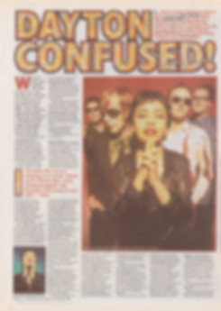 Sneaker Pimps NME Interview