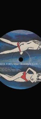 Sneaker Pimps Post-Modern Sleaze 12'' Single 3 Art