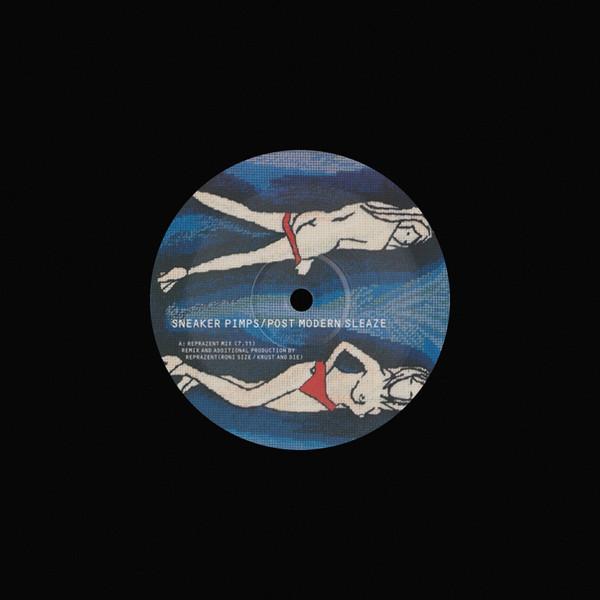 Sneaker Pimps Post Modern Sleaze 12'' Single