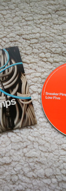 Sneaker Pimps Low Five Promo CD Single