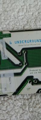 Sneaker Pimps Six Underground Spanish Promo CD Single