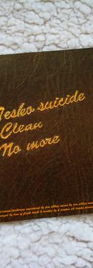 Sneaker Pimps Tesko Suicide UK CD Single