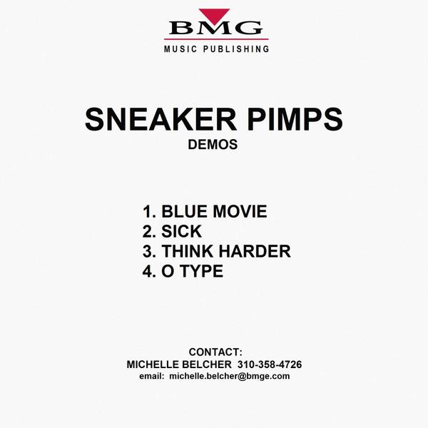 Sneaker Pimps Bloodsport Demos Volume 1
