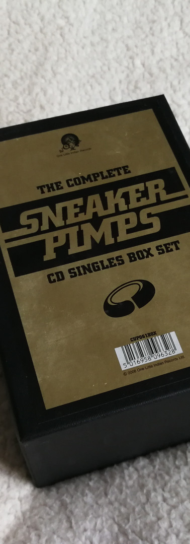Sneaker Pimps Singles Boxset