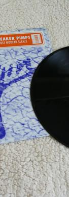 Sneaker Pimps Post-Modern Sleaze 12'' Single