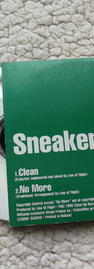 Sneaker Pimps Clean Sampler CD