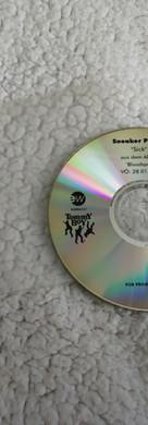 Sneaker Pimps Sick German Promo CDr Single