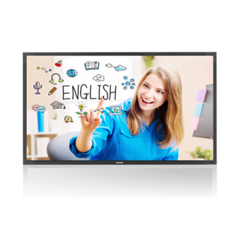 "Philips 65"" 4K Ultra HD Interactive TouchDisplay"