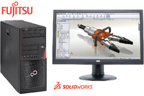 FUJITSU Celsius W550 DCG Workstation Intel® Core™ i7 Processor